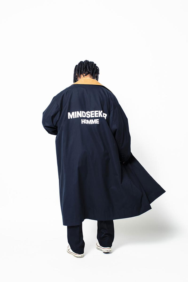 Mindseeker Pre-Fall 2020 Collection Lookbook japan release date info buy clothing