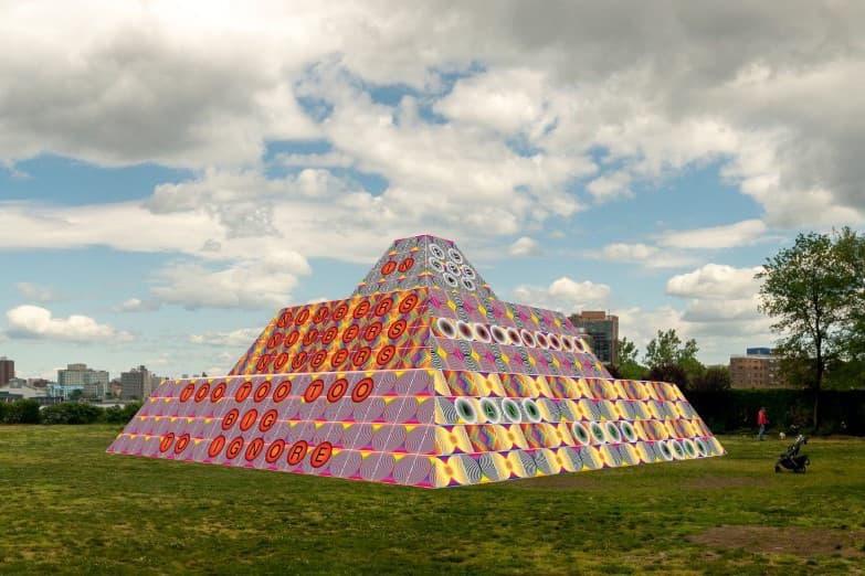 monuments now outdoor exhibition socrates sculpture park