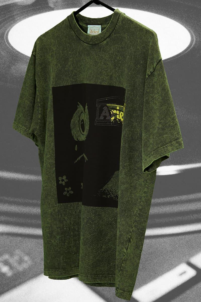 mr porter the tee store t-shirt Aries beams Casablanca carhartt wip collaboration vans COME TEES Endless Joy Enfants Riches Déprimés iggy KAPITAL Pasadena Leisure Club Pop Trading Company Reese Cooper