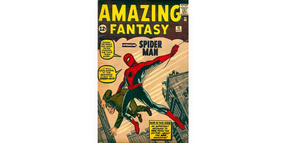 Mythic Markets Prepares IPO For First Issue of Spider-Man