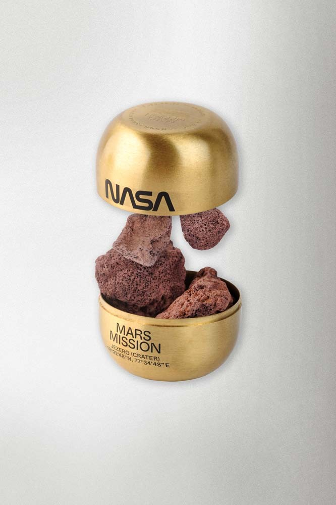 NASA x Anicorn Mars Mission Collection watches basketball football, puzzle, bag, scent, golf, bracelet