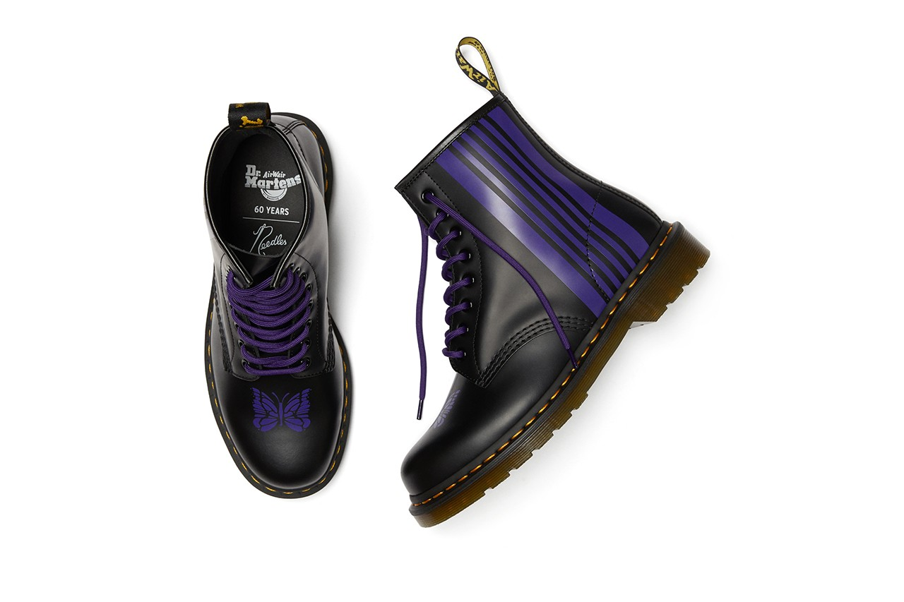 NEEDLES x Dr. Martens 1460 Remastered