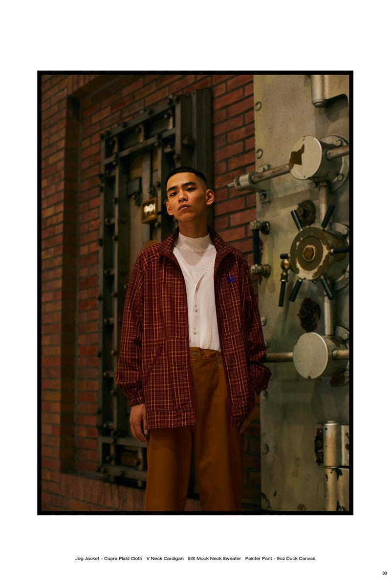 NEEDLES Spring/Summer 2021 Collection Lookbook ss21 japan nepenthes mens womens