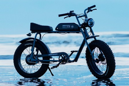 NEIGHBORHOOD and SUPER73 Engineer Custom Electric S-Bike