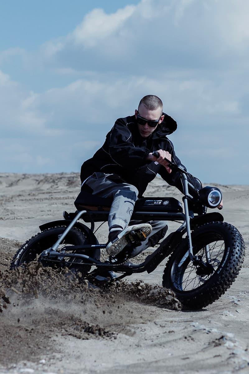 NEIGHBORHOOD Super 73 Custom S Bike japanese brands motorcycle collaborations menswear streetwear mechanical automobile electric bicycle bike