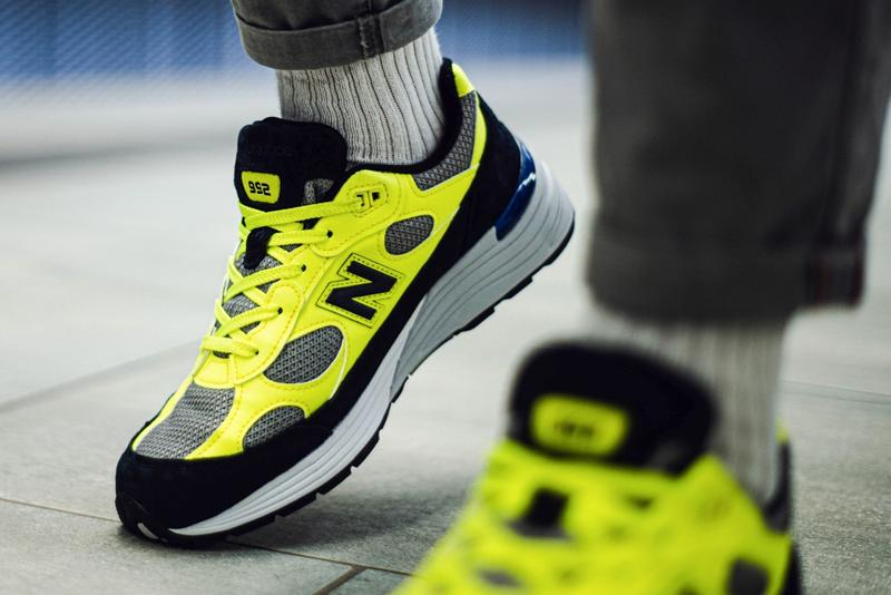 new balance 992 yellow red neon black blue grey m992dm m992af official release date info photos price store list buying guide