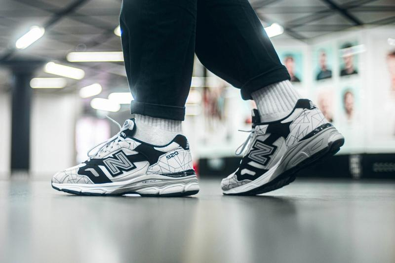 New Balance M920PNU White gray black M1500PNU menswear streetwear spring summer 2020 collection shoes sneakers footwear kicks trainer runners ss20 geometric
