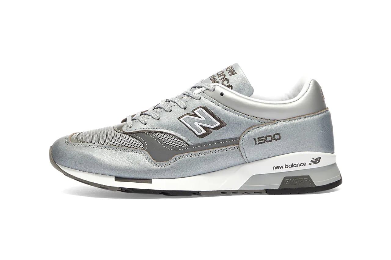 New Balance Made in UK 1500 in Metallic