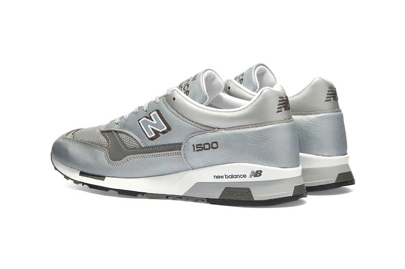 new balance made in uk england 1500 metallic silver end clothing buy cop purchase release information details