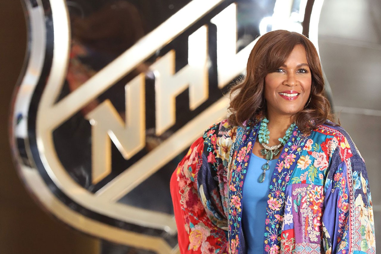 NHL Hockey Is For Everyone Kim Davis Interview diversity inclusivity op ed letter