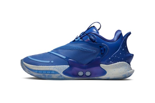 """Nike Adapt BB 2.0 """"Astronomy Blue"""" Takes to the Skies"""
