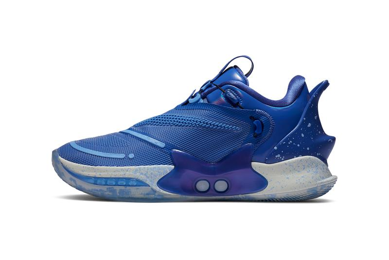 Nike Adapt Bb 2 0 Astronomy Blue Release Info Hypebeast