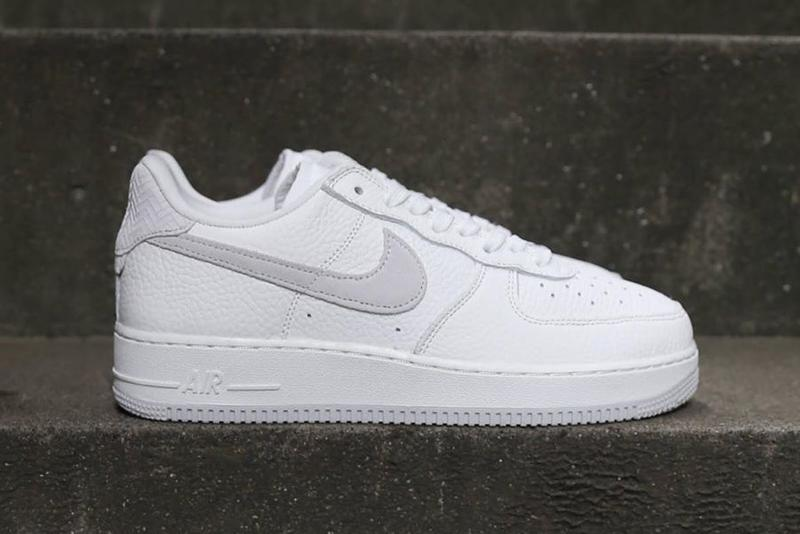 Bajo Experto cigarro  Nike Air Force 1 Craft 'White/Grey