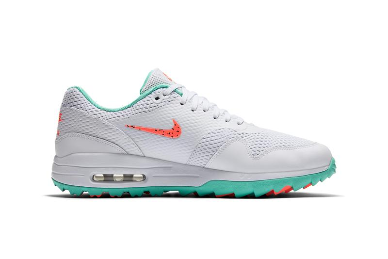 nike golf air max 1 g watermelon white aurora green hot punch CI7576 103 official release date info photos price store list buying guide