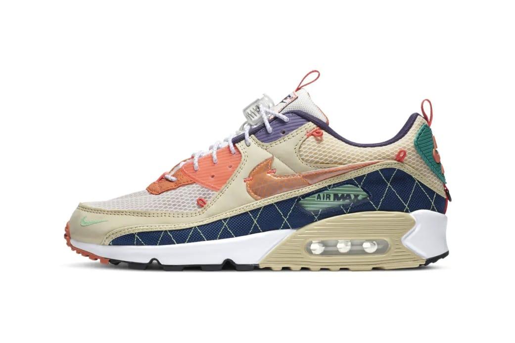 Nike Air Max 90 Trail Release