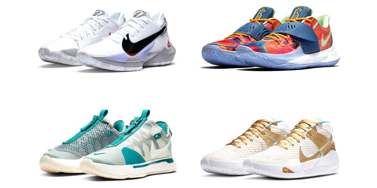Nike Basketball NBA Season Restart