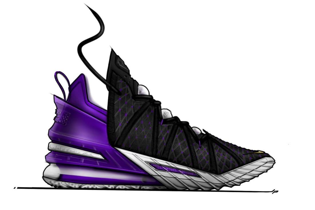 lebron shoes list