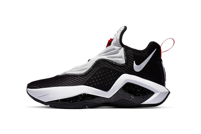 nike basketball lebron james soldier 14 black white red ck6047 002 official release date info photos price store list buying guide