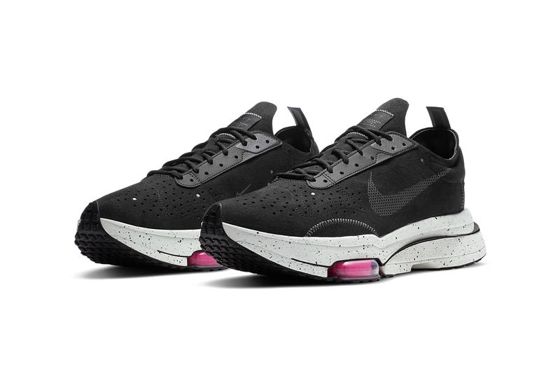 nike n 354 air zoom type black dark grey hyper pink white CJ2033 003 official release date info photos price store list buying guide