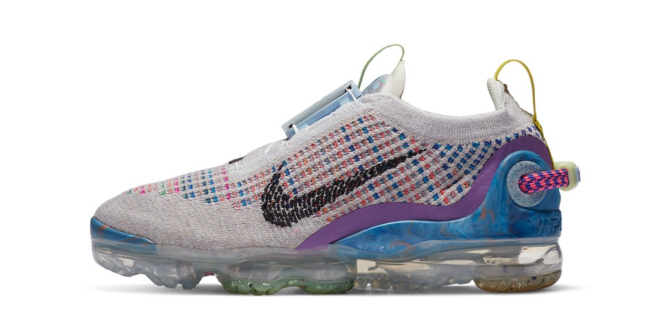 """Official Look at the Nike VaporMax 2020 """"Multi-Color"""""""