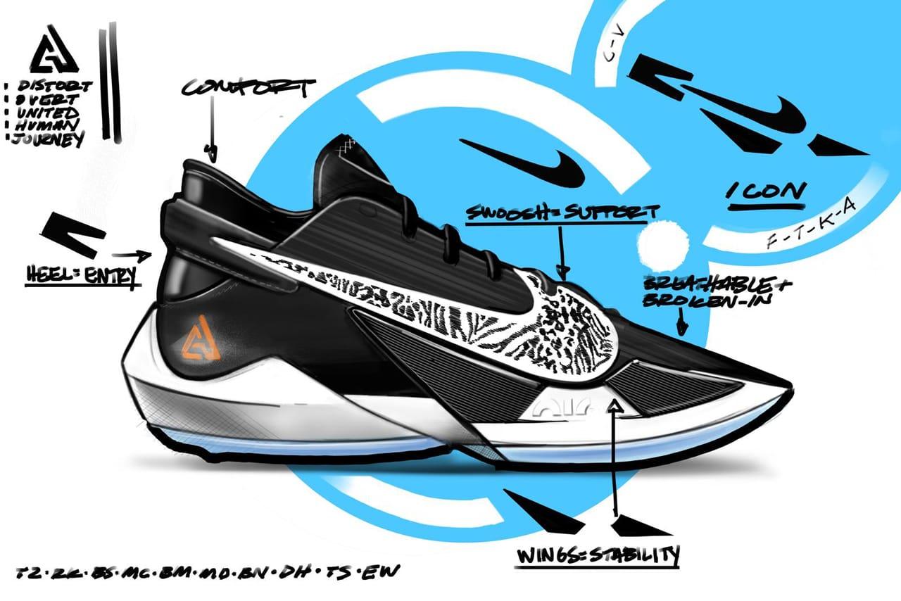 Nike Zoom Freak 2 Official Release Date