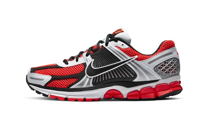 Nike Zoom Vomero SE bright crimson CZ8667 600 menswear streetwear sneaker shoes kicks trainers runners collection spring summer 2020 collection