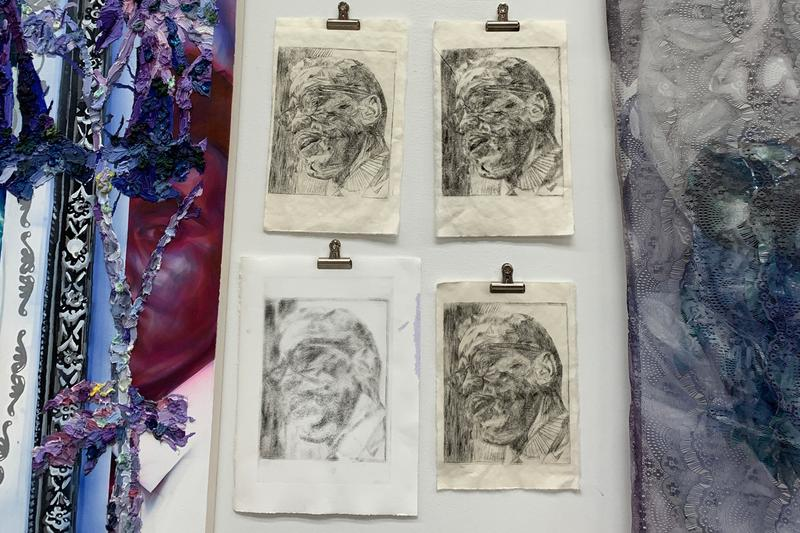 nikkolos mohammed drypoint etching how to hypebeast video
