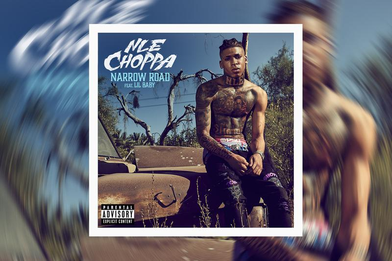 "NLE and Lil Baby ""Narrow Road"" Single Release 'Top Shotta' major label debut album"