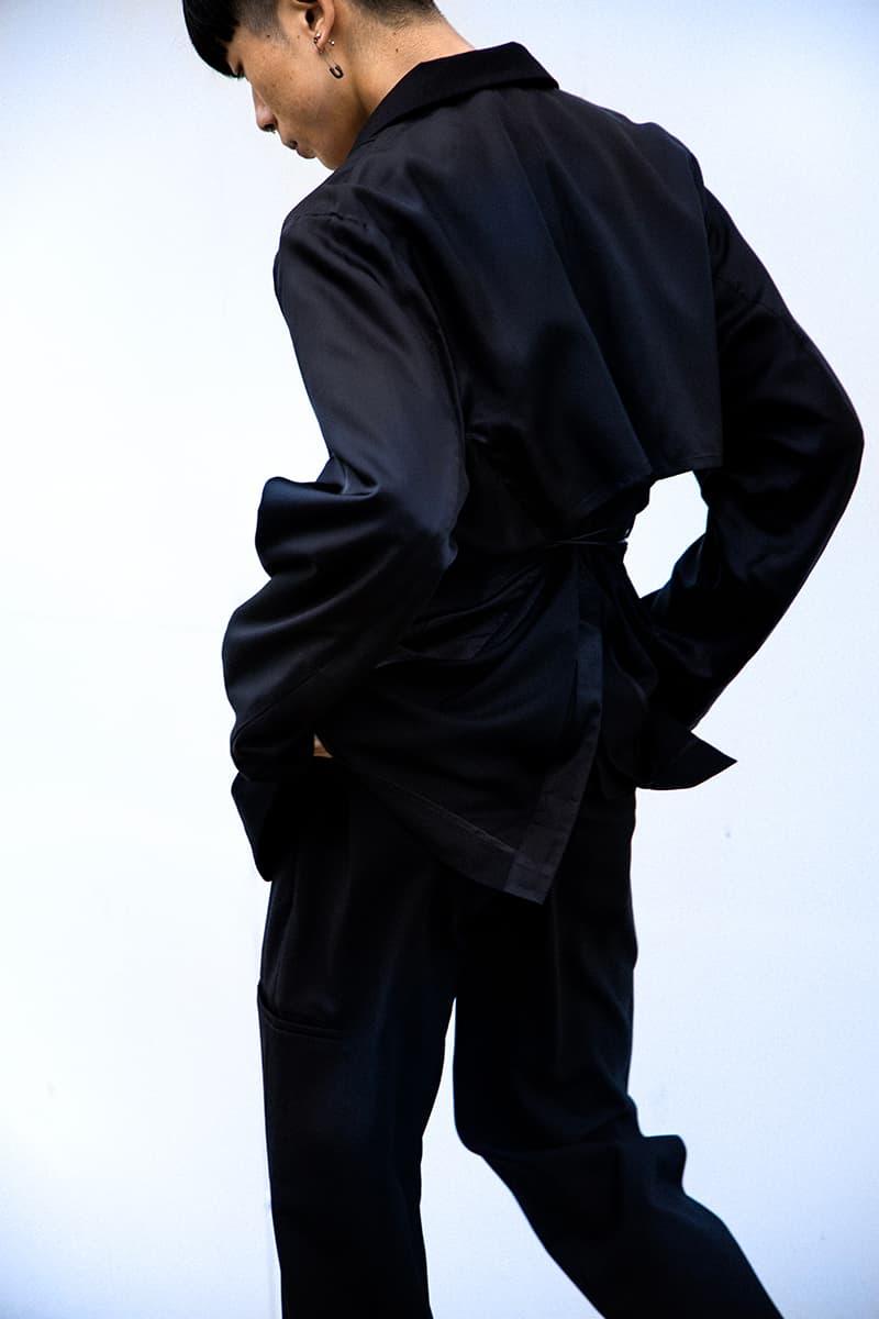 no Spring Summer 2021 Lookbook menswear streetwear spring summer 2021 collection shoes jackets shirts pants trousers slacks button ups short sleeves t shirts tees