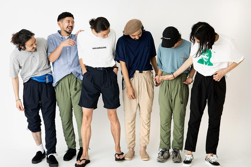 nonnative gramicci walker easy pant shorts summer 2020 buy cop purchase release information details