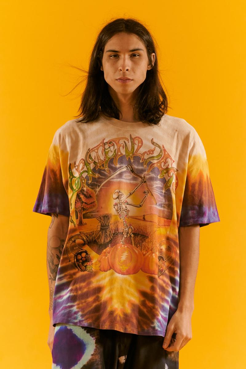 NOT APPLICABLE Exclusive Collection for GR8 Tokyo vintage tees graphics T-shirts apparel the grateful dead nirvana depeche mode titanic Bone Thugs-N-Harmony the cure