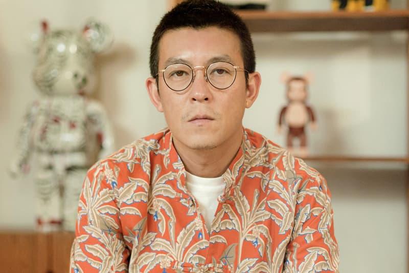 Edison Chen Zack Bia Futura Sacai Futura Laboratories Dr. Woo Atmos Be@rbrick Concepts Vans Readymade CLOT Modernica
