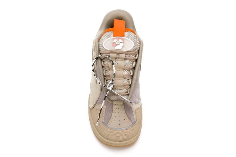Off-White Zip-Tag Low-Top Sneakers Virgil Abloh kicks footwear style fashion skate shoes skateboarding