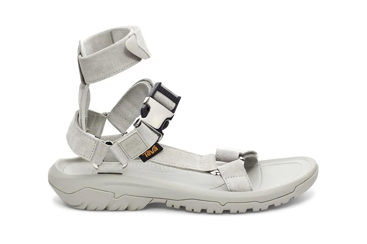 Opening Ceremony Teva Summer 2020 Capsule menswear streetwear spring summer 2020 collection unisex Hurricane XLT2 Gladiator shoes sandals footwear sneakers kicks