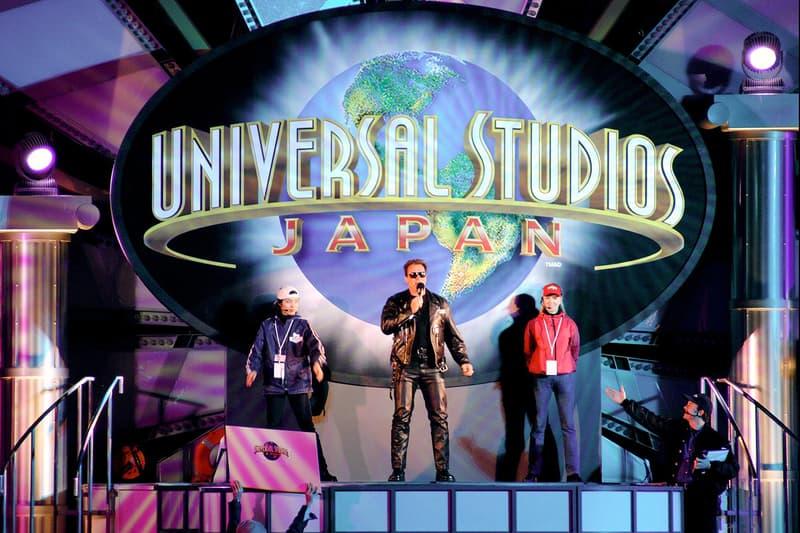 Osaka Japan Super Nintendo World Preview Universal Studios Super Mario World Theme parks