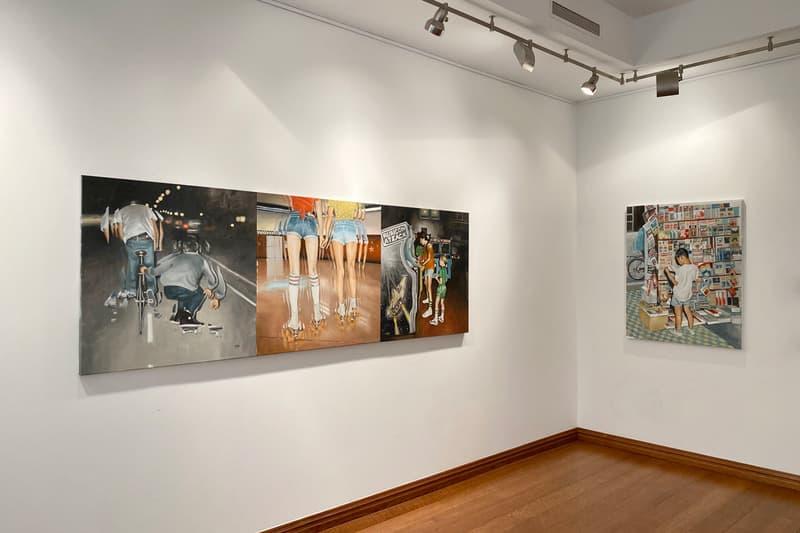 padre gallery dream makers group exhibition  edgar plans baldur helgason ana bariga