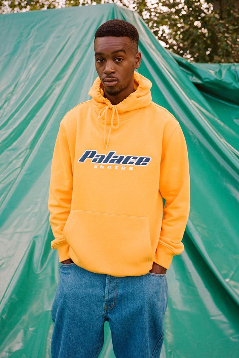 Palace Skateboards Fall 2020 Collection Lookbook Release Date Info Buy Price Wechat