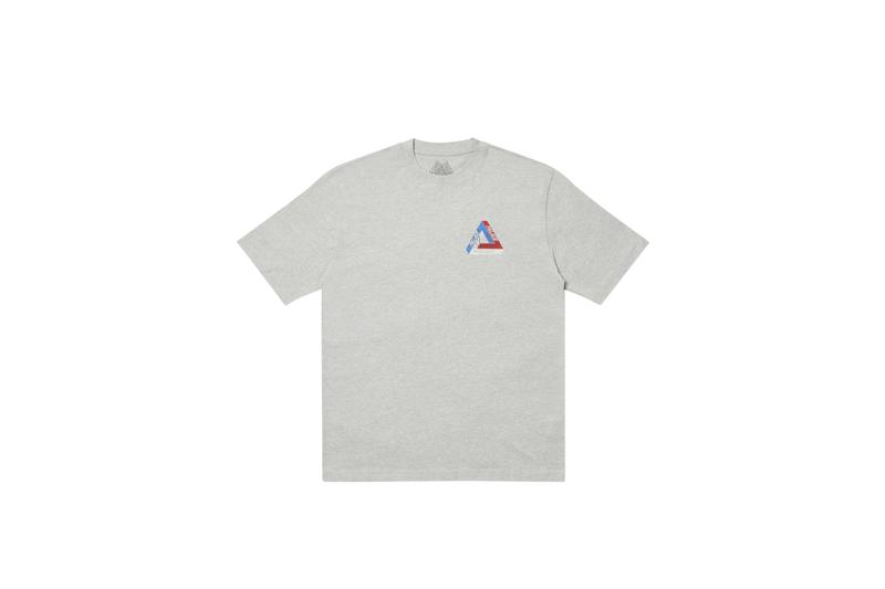 Palace skateboards t-shirts summer 2020 tri-tex drops releases final summer
