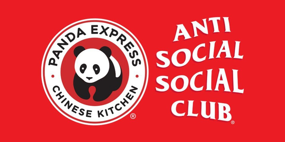 Anti Social Social Club Teases Panda Express Collaboration