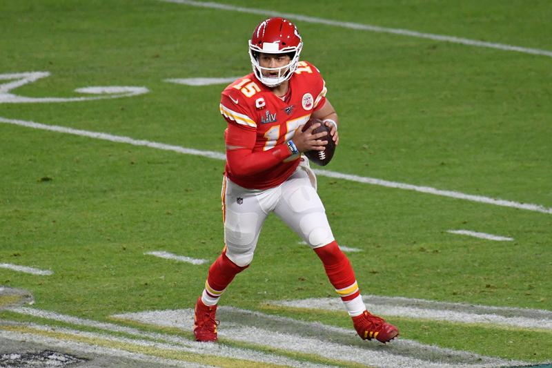 nfl mvp patrick mahomes quarterback kansas city chiefs 503 million usd contract largest in sports history details information