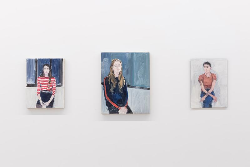 "Perrotin Hong Kong ""Kaleidoscopes"" Group Exhibit ""Kaleidoscopes: Contemporary Portraiture"" Victoria Dockside takashi murakami madsaki"