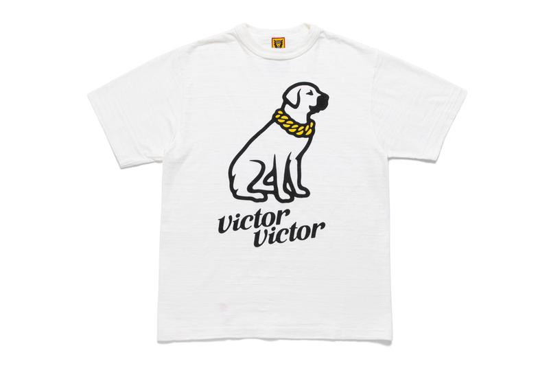 Pop Smoke Victor Victor Worldwide HUMAN MADE Capsule Release Info Date Buy Price T shirt Nigo Steven