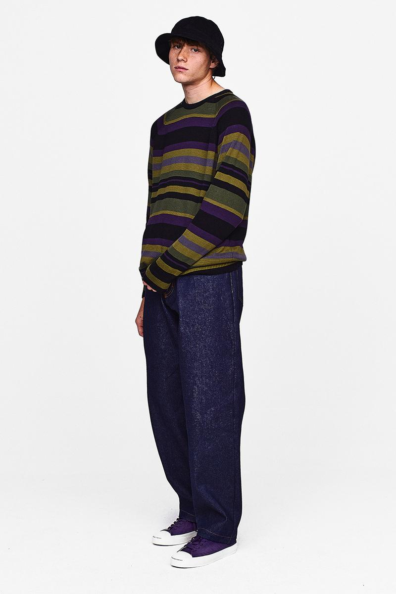 pop trading company lookbook fall winter 2020 skating dutch label when does it drop cop apparel release knitwear outerwear puffer