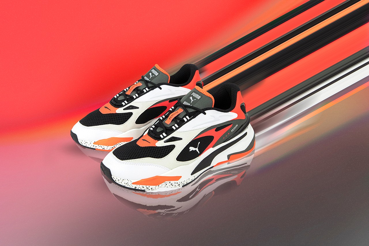 PUMA RS-Fast Sneaker Release Details