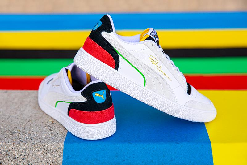 puma unity collection buy cop purchase release information details ralph sampson lo rs-x3 love rs-2k future rider cali sport apparel accessories