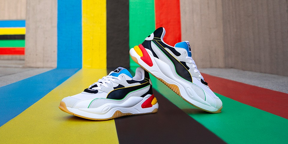 """PUMA Celebrates the Power of Sport With """"Unity Collection"""""""