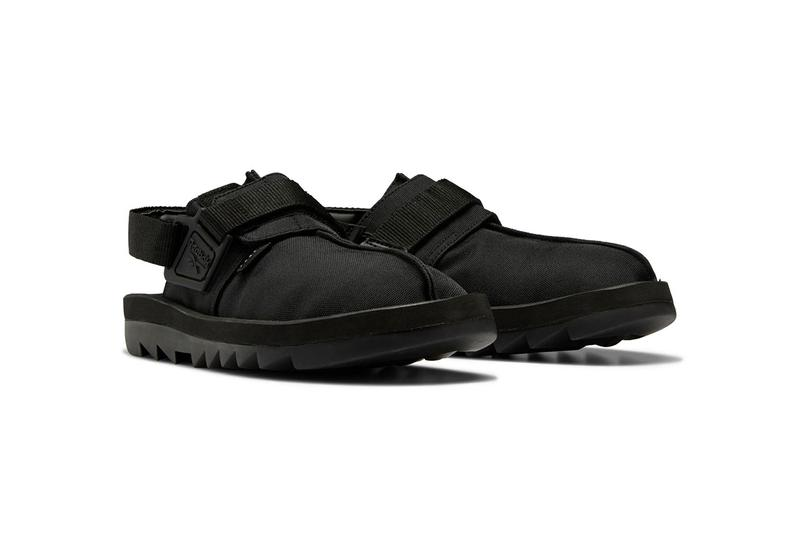 reebok beatnik sandal spring summer 2020 ss20 japan black tan cordura colorways sneaker FY2948 FY2949
