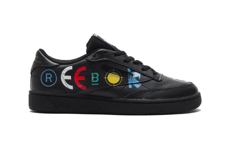 BlackEyePatch Reebok Club C 85 menswear streetwear sneakers shoes kicks trainers runners spring summer 2020 collection collaborations ss20