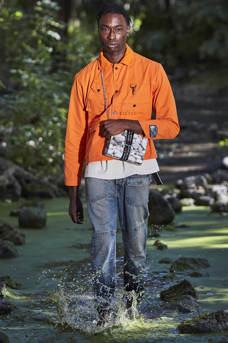 Reese Cooper Spring/Summer 2021 Collection Runway lookbook ss21 lookbook menswear womenswear