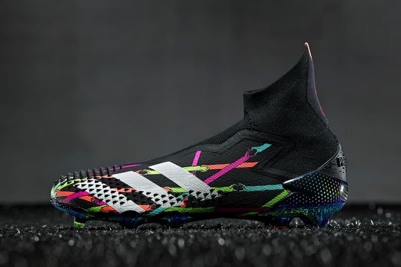reuben dangoor adidas footwear pack predator mutator fg boot trainer